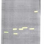 """Notatka urzędowa- jedyny """"dowód winy"""""""