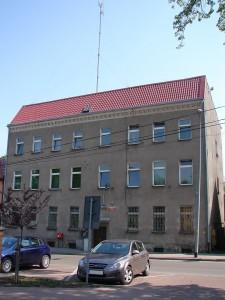 Komisariat Policji w Dębnie