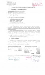 Sprawozdanie finansowe za 2014 r. 005