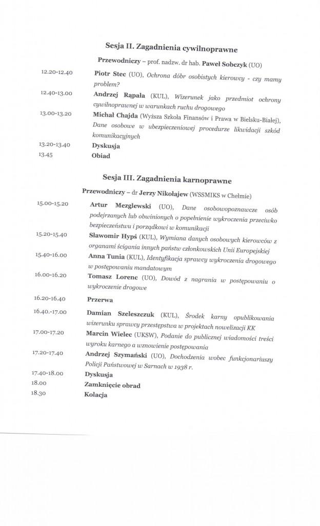 Program konferencji 002
