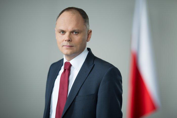 Grzegorz Karpiński - Sekretarz Stanu w Ministerstwie Spraw Wewnętrznych, poseł PO.